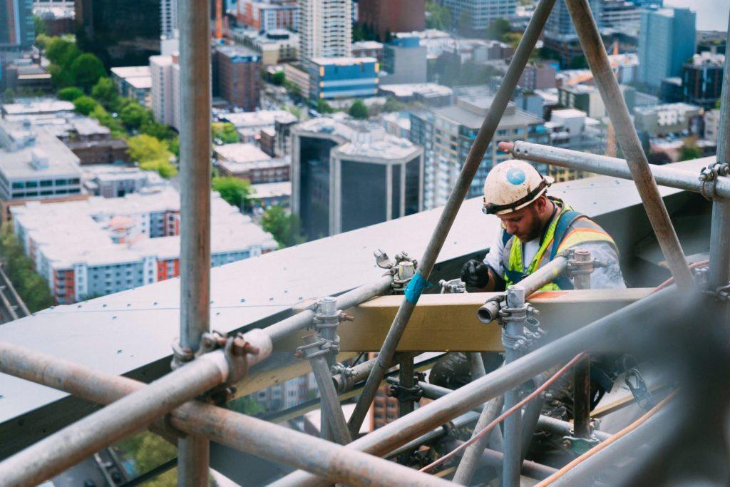 Construction building Metisplan sector London