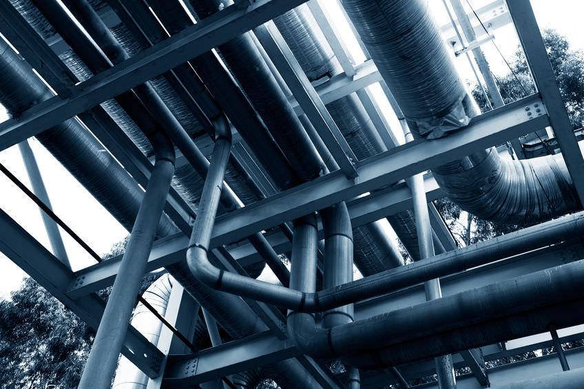 Metisplan construction steel pipelines