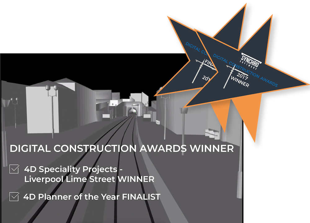 Metisplan Digital Construction Awards Winner